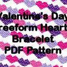 Valentine's Day Freeform Free Form ..